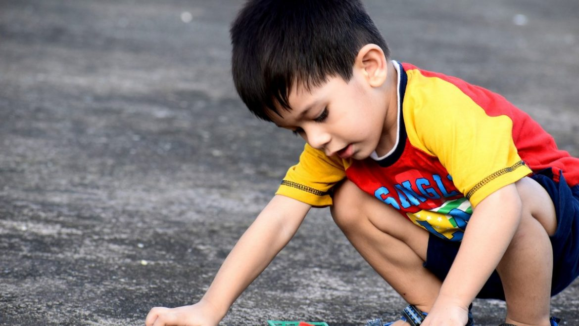 The Best Way on Learning Shapes for Kindergarten